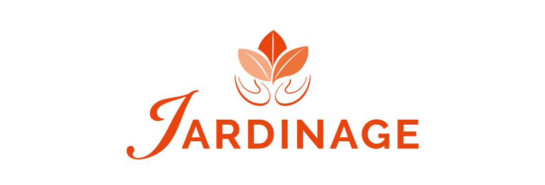 Jardinage Services Logo
